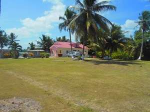 Belize Lagoon Front Shangri-la Property for Sale Home