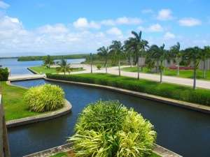 Belize Real Estate Placencia Canal and Lagoon