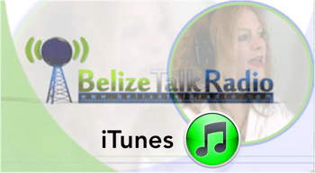 Belize Talk Radio iTunes Subscribe button