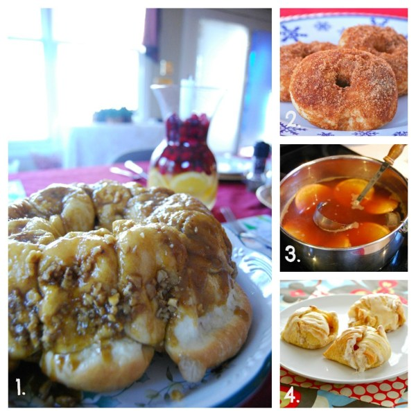 Favorite Christmas Brunch Recipes Macaroni and Cheesecake