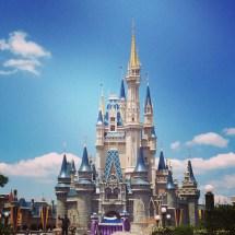 Disney World 2013 Magic Kingdom - Macaroni And Cheesecake