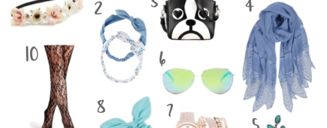 10 Of The Cutest Must-Have Spring Accessories