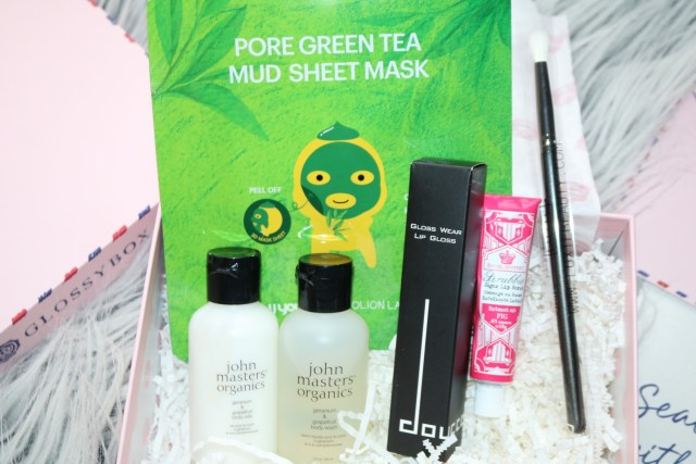 February GLOSSYBOX Review