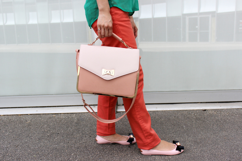OOTD: Summer Pastels and Bows