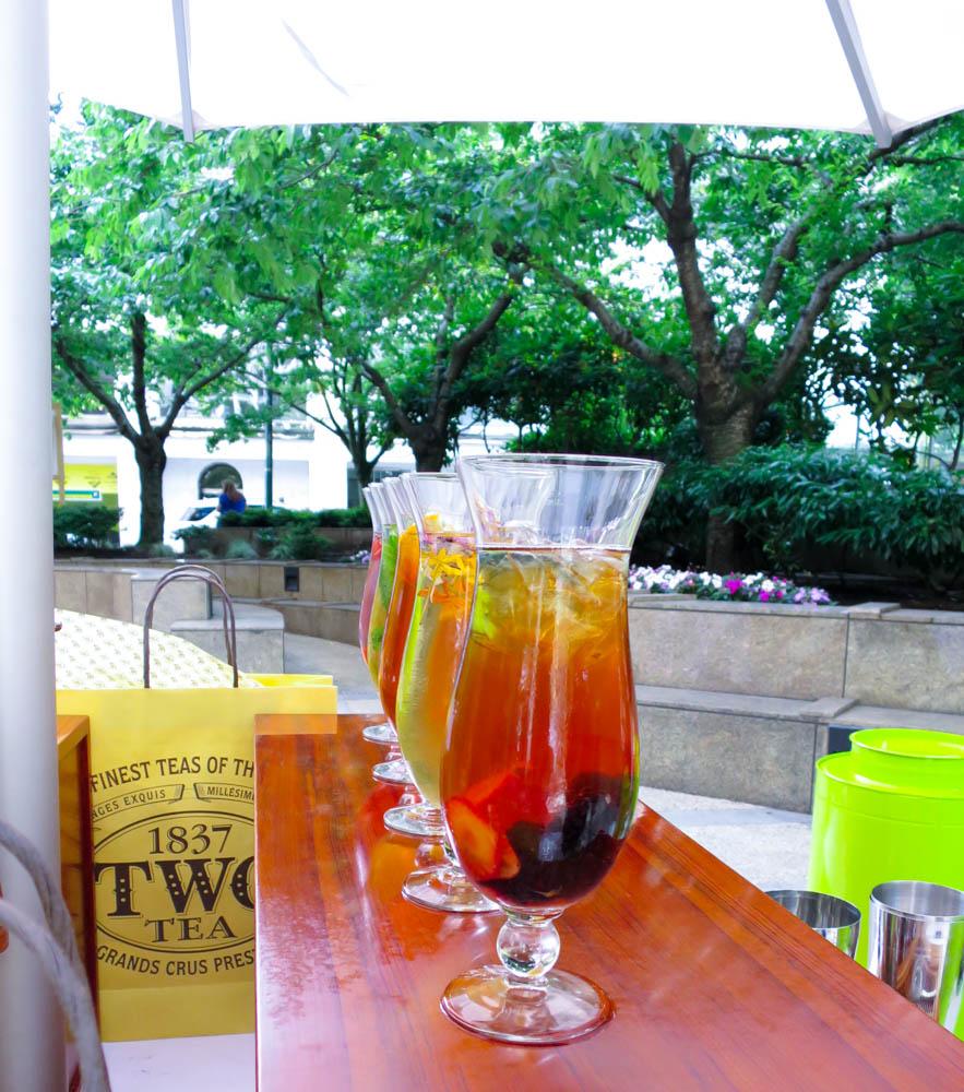 The Urban Tea Merchant Summer service-5