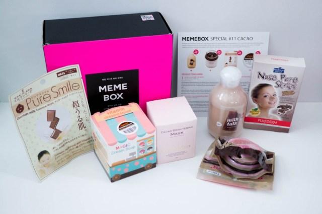 memebox cacao edition-5