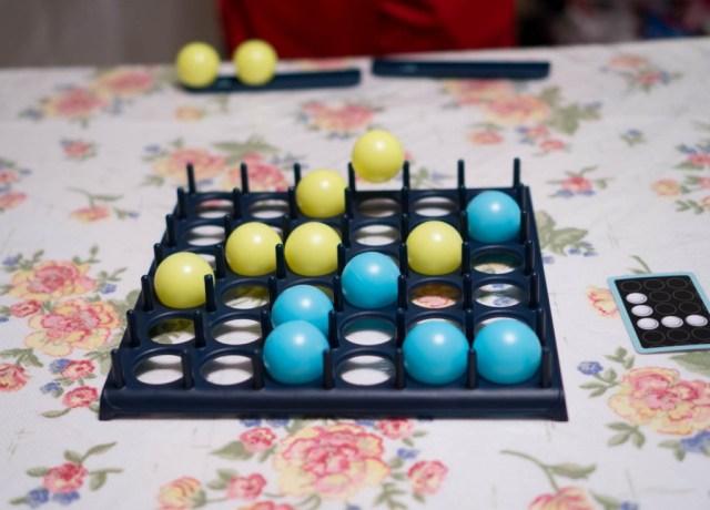mattel game on-9