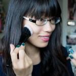 Tweezerman Brush IQ Line: Finishing Contour Brush & Line Glider Brush