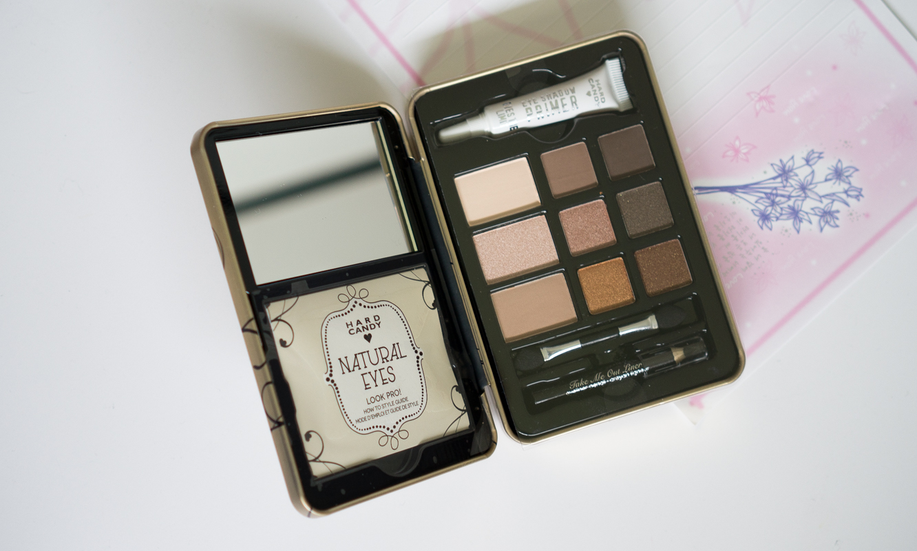 Hard Candy Natural Eyes Palette