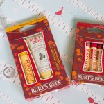Holiday 2015: Burt's Bees Hive Favourites & Kissable Colours