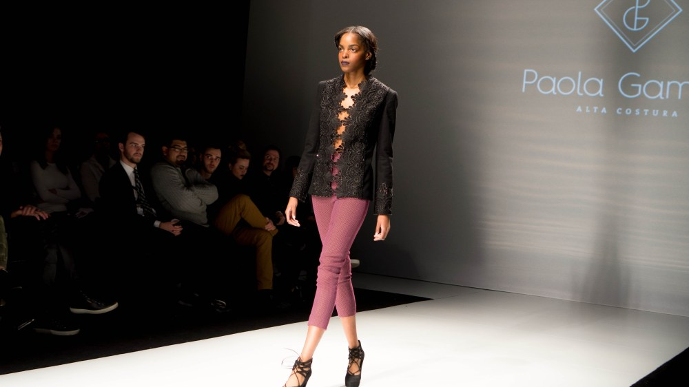 paola gamero toronto fashion week 2016-3