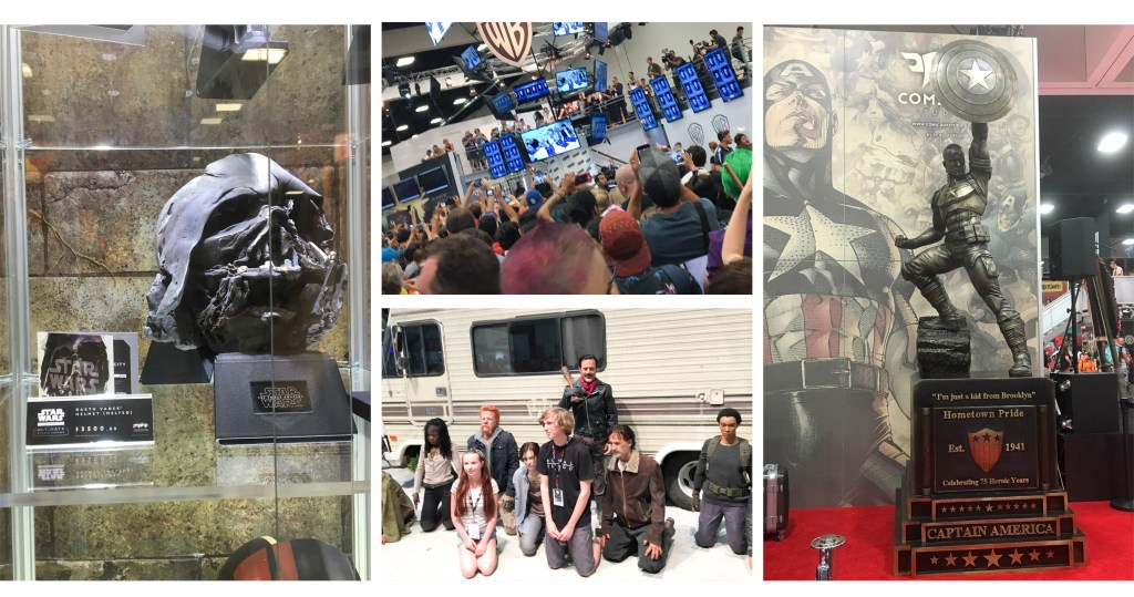 San Diego Comic Con 2016: Thoughts + Experience as a First-Timer