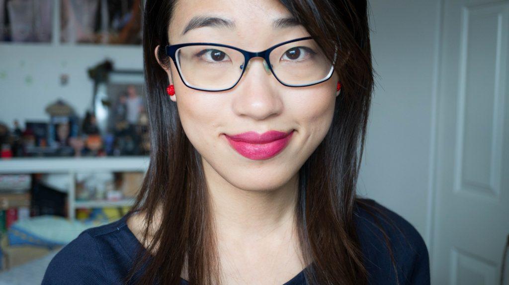 Mary Kay Gel Semi Matte Lipstick | Crushed Berry