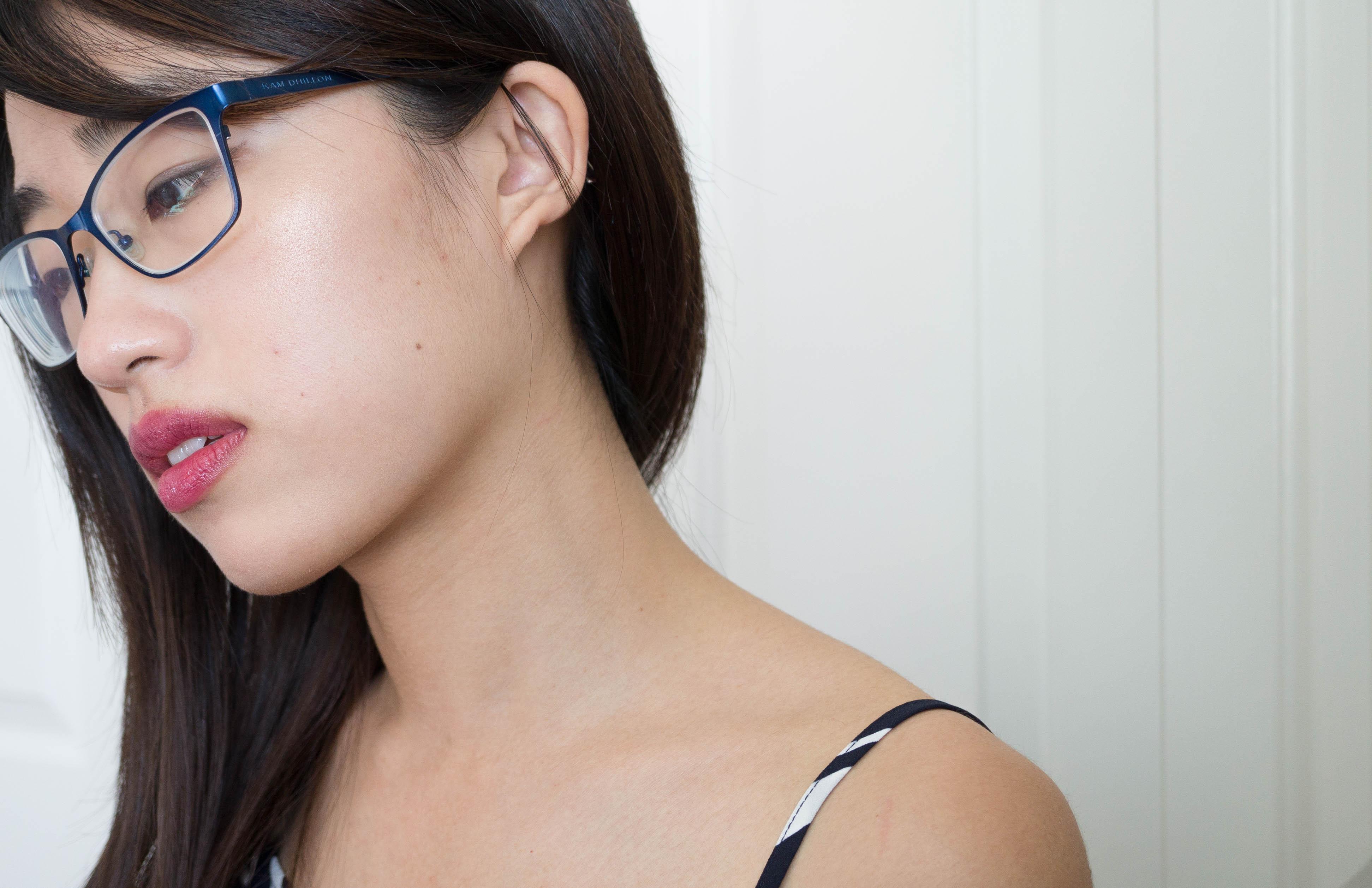 Samantha Jane: Dior Diorskin Nude Air Luminzer Swatches