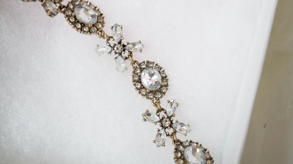 happiness boutique jasmine blossom statement necklace (4 of 6)