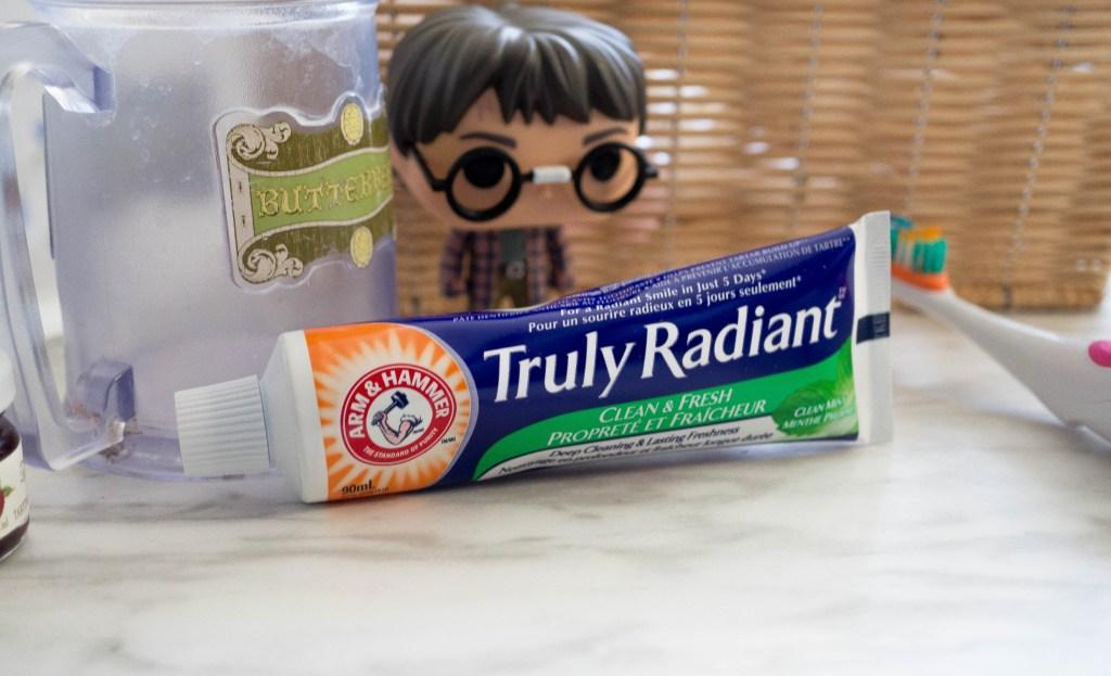 Truth: I hate brushing teeth | Arm & Hammer Dental Giveaway!!