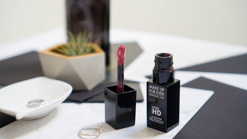 Make Up For Ever: Ultra HD Lip Booster Hydra Plump Serum