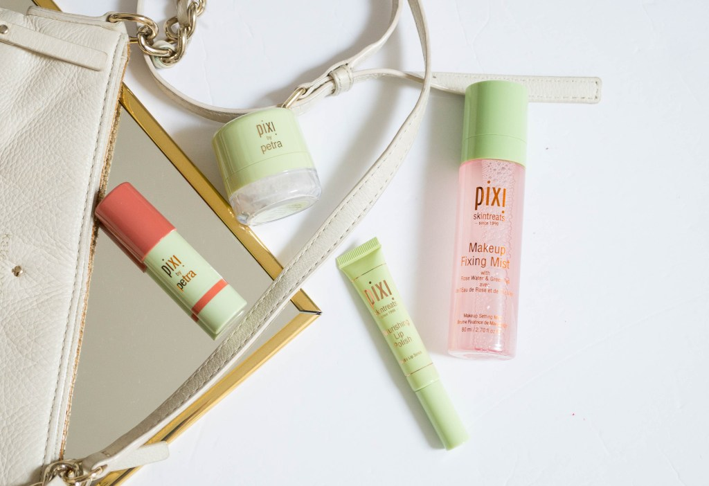 Fresh Summer Makeup with Pixi