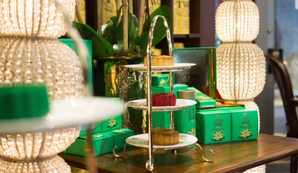Celebrate Mid Autumn Festival with TWG Tea Salon & Boutique: Lotus Jade Tea Mooncake Collection