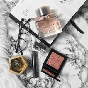 have a burberry great day!   product review ontheblog