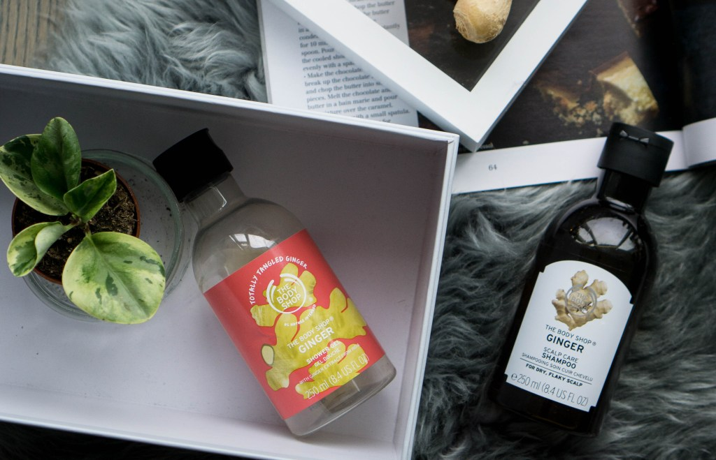The Body Shop Ginger Collection – TLDR: 100% WILL REPURCHASE