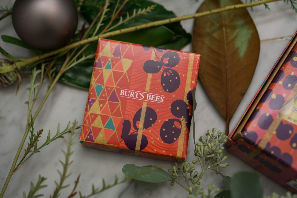 Guide to a Burt's Bees Christmas