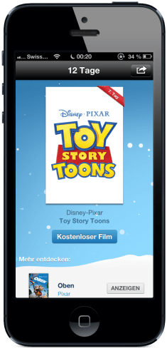 Tag 7 - Toy Story Toons