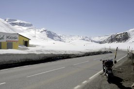 Julierpass 2284m