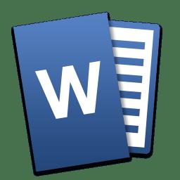 Microsoft Word 2016 15.29
