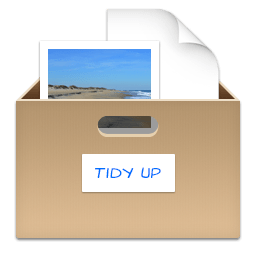 Tidy Up 4.1.19