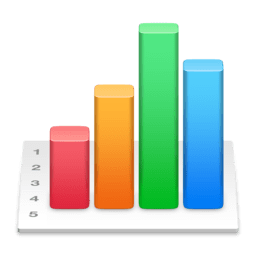 Apple Numbers 4.1 – Apple's spreadsheet app from the iWork suite ...
