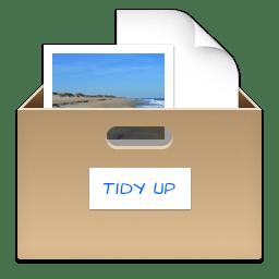 Tidy Up 4.1.21