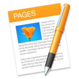 Apple Pages 6.3.1