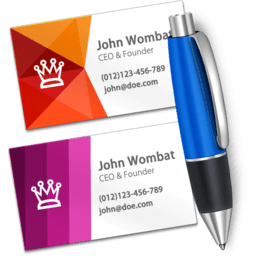 Business Card Designer 1.2.1