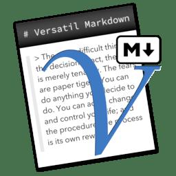 Versatil Markdown 2.0.15