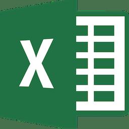 Microsoft Excel 2016 16.9.1