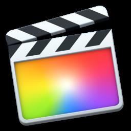 Final Cut Pro X 10.4.3