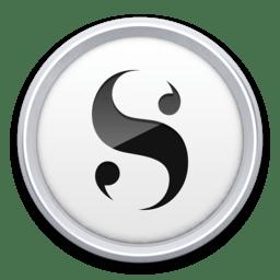 Scrivener 3.0.3