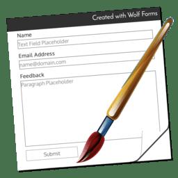 Wolf Responsive Form Maker 2.31