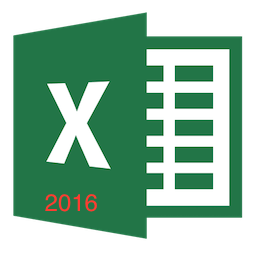 Excel 2016 16.16.5