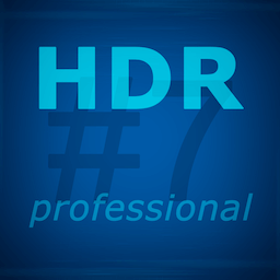 HDR projects professional 7.23
