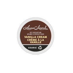 Laura Secord Vanilla Cream Hot Chocolate K-cups 24/box