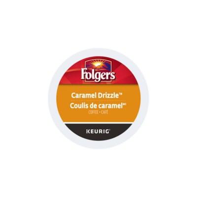 Folgers Caramel Drizzle K-cups 24/box