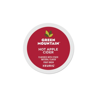 Green Mountain Apple Cider K-cups 24/box