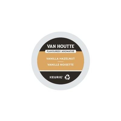 Van Houtte Vanilla Hazelnut K-cups 24/box