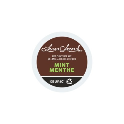 Laura Secord Mint Hot Chocolate K-cups 24/box