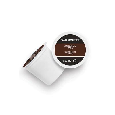 Van Houtte Colombian Dark K-cups 24/box
