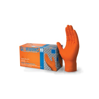 Glove Works HD Nitrile Gloves