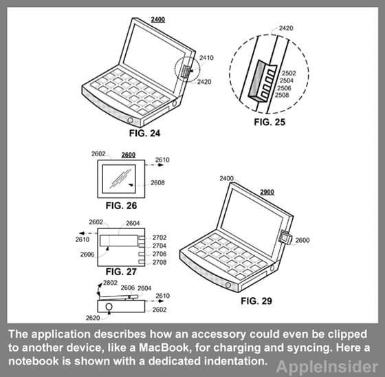 Patent odhaľuje spôsob, akým by sa mohol nabíjať nový iPod