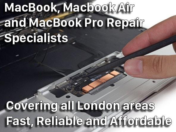 We'll fix your MacBook